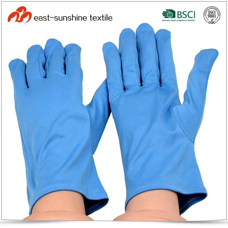 OEM Manufactured Microfibre Jewellery Gloves