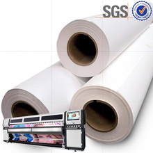 Eco-solvent printing white cotton fabric canvas painting printing material