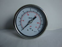 diaphragm chemical seal pressure gauge 2200 hot sell