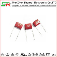 CBB13 Series Long Life High Voltage 1kv 822j capacitor
