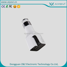 Promotional usb car charger ce rohs with air purifier unique selling point dongguan manufacturer