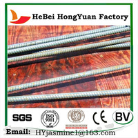 Factory Price High Tensile Deformed Steel Rebar, Iron Rods For Building Construction