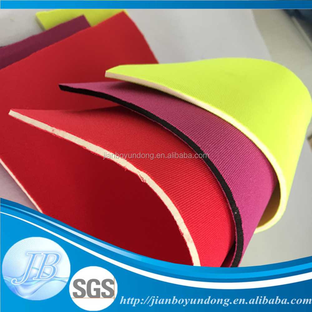Price Chloroprene Rubber Neoprene Sheets 3mm For Neoprene Yoga Mat