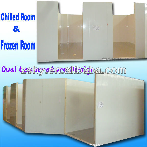 Cold Room and Freezer Room for meat &Vegetables