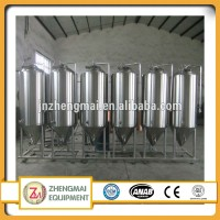 Alcohol customized used small micro beer brewing equipment , beer fermentation tank used