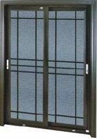 Five-star aluminium sliding door with attractive price