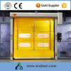 high speed smart door/durable high speed roller shutter for industrial