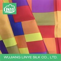 classic plaid pattern duvet cover fabric wholesale