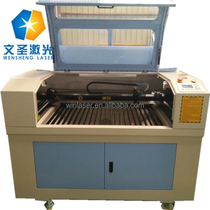 single double four heads fast speed fabric laser cutting machine price