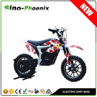 2016 500W 24V Electric Mini Bike, Electric Mini Motorcycle ,Electric Dirt Bike For Kids ( PN-DB250E1 -24V )