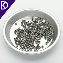 3mm to 50.8mm round small bead drilled with hole metal ball