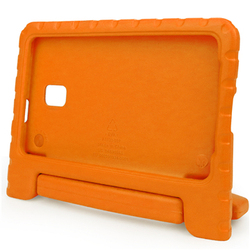 Wholesale price children shockproof eva foam carrying handle stand cover case for Samsung Tab A 8 inch 2017 SM-T385 tablet