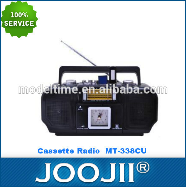 CASSETTE RECORDER RADIO,CLOCK function CASSETTE RECORDER RADIO,RETRO CASSETTE RECORDER RADIO