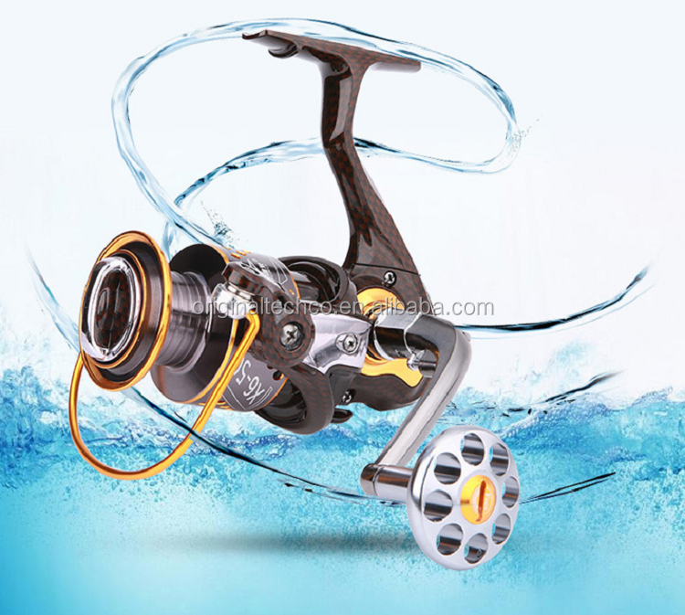 Hot Selling New Coming 1000-7000size Spinning Fishing Reel Manufacture Made in China,Reel Fishing Plastic