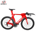 2017 New triathlon bikes tt bike frame, 700X25C Time trial carbon bicycle BB86