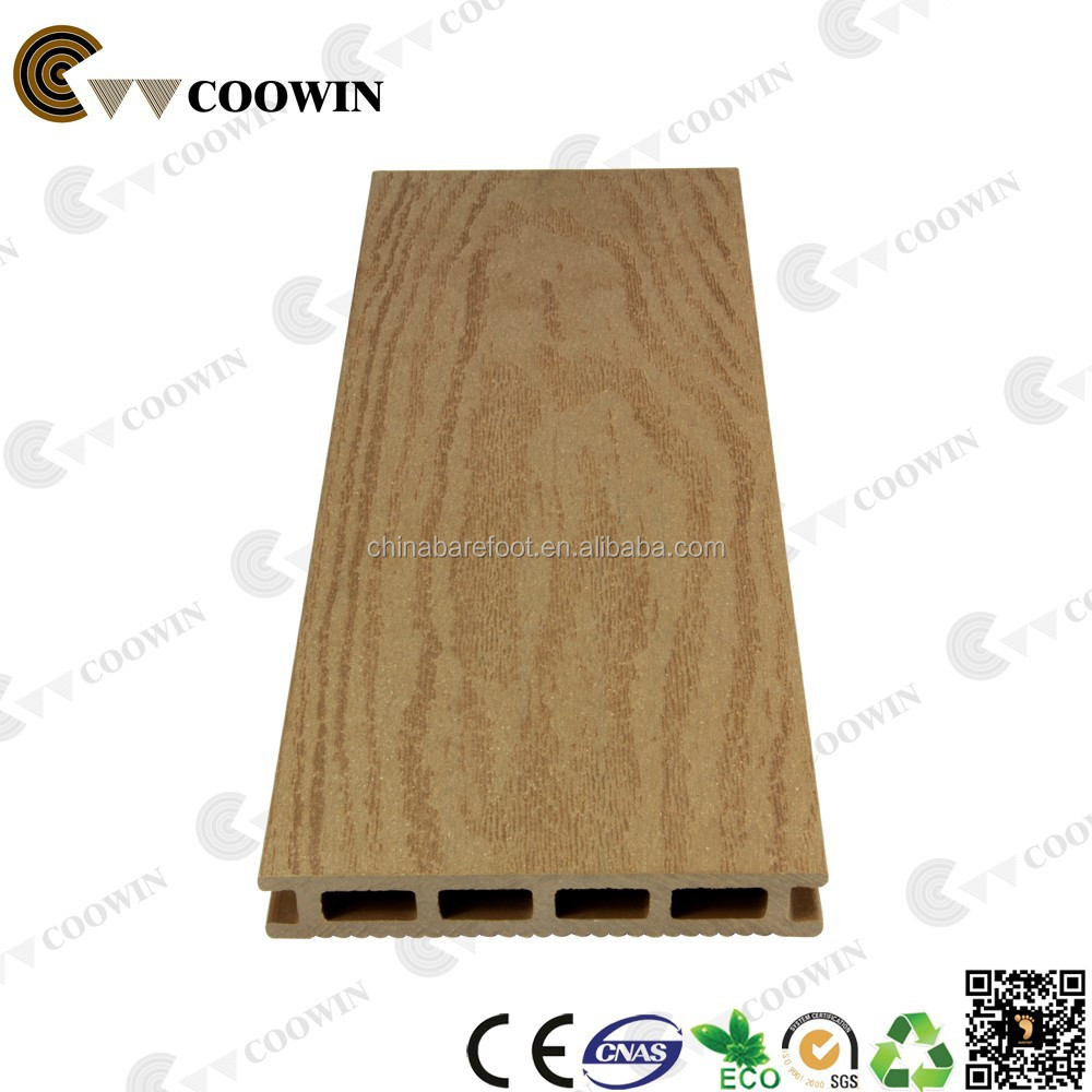 Waterproof wpc timber construction used