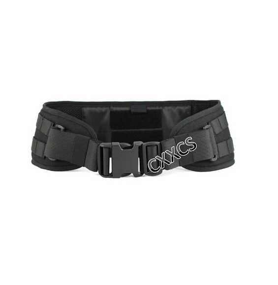 wide army belt with cordura material/outdoor belt