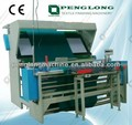CE certificate and New condition cloth inspection and measuring Machine with passage for fabrics