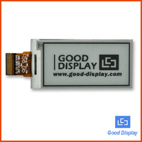 Dalian Good Display 2.13'' e paper display GDE0213B1 low comsumption