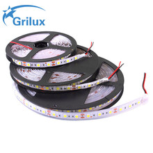 Super Bright smd5050 aluminium profile waterproof led rigid bar 60led/m 3528 strip for decoration