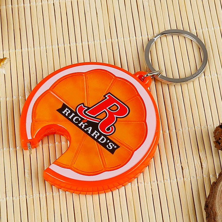 custom acrylic maker keyring plastic chain keychains with bottle opener