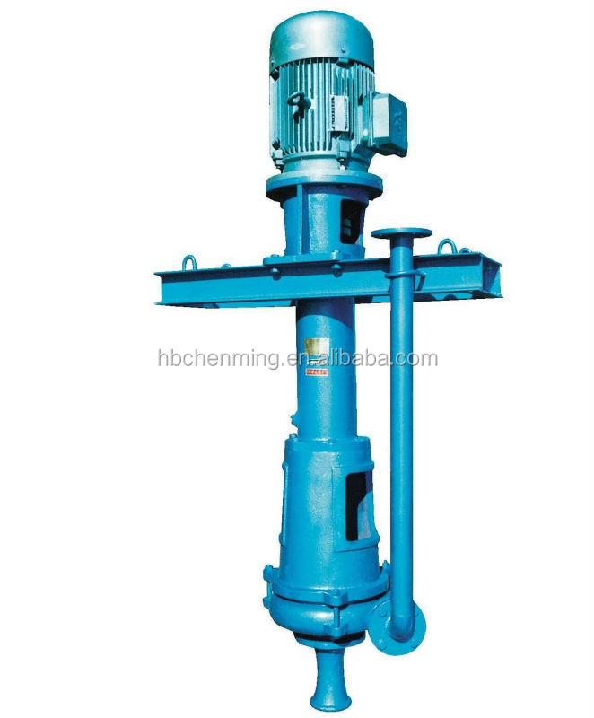 Type 3PNL high head vertical drill mud pump