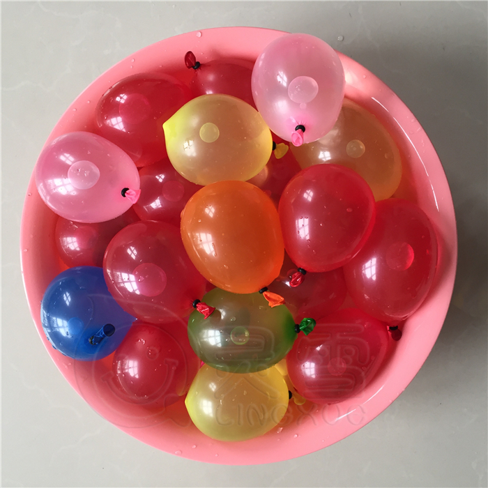 Wholsale latex Magic bunch <strong>o</strong> balloons, water balloon for Summer Water fight
