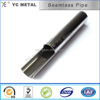 ASTM A312/312M cold drawn stainless steel seamless tube