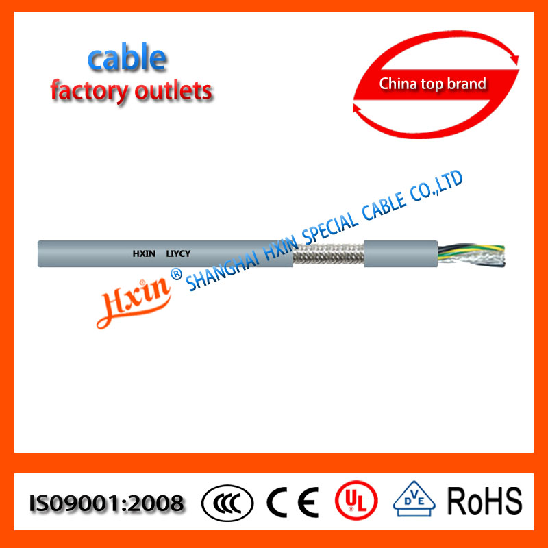 multi core pvc insulated VDE certification H03VV-F H05VV-F flexible cable