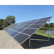 Factory Price 10KW Adjustable Solar Panel Ground Rack Mounting System