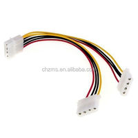 OEM custom made cable to pcb board and 3pin wire to pcb board wire harness cable assembly