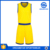 Best Selling Basketball Jersey Uniform Design Color Blue