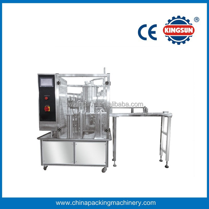stand up pouch filling machine