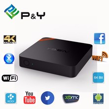 amlogic T95N MINI M8S PRO 4K S905 2G 8G quad core KODI16.0 android 5.1 tv box