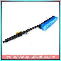 Water flow car cleaning brush ,H0Ts86 car washing brushes
