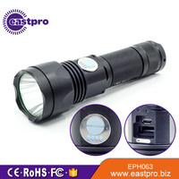 Welcome OEM ODM new fashion electric charge torch light