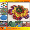Colored EPDM Rubber Granules Play Area