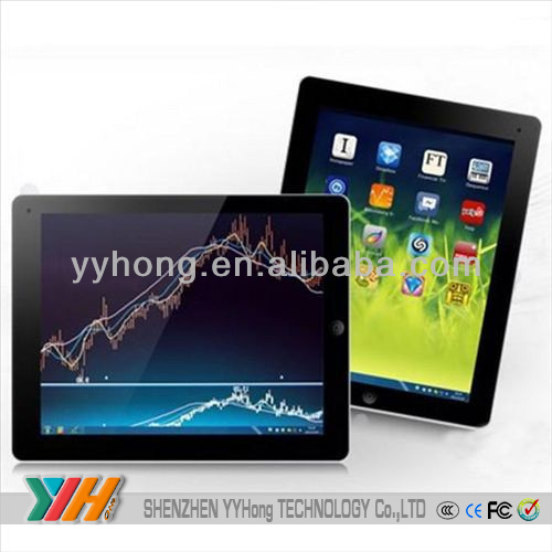 9.7inch tablet ,Intel Atom Windows XP tablet