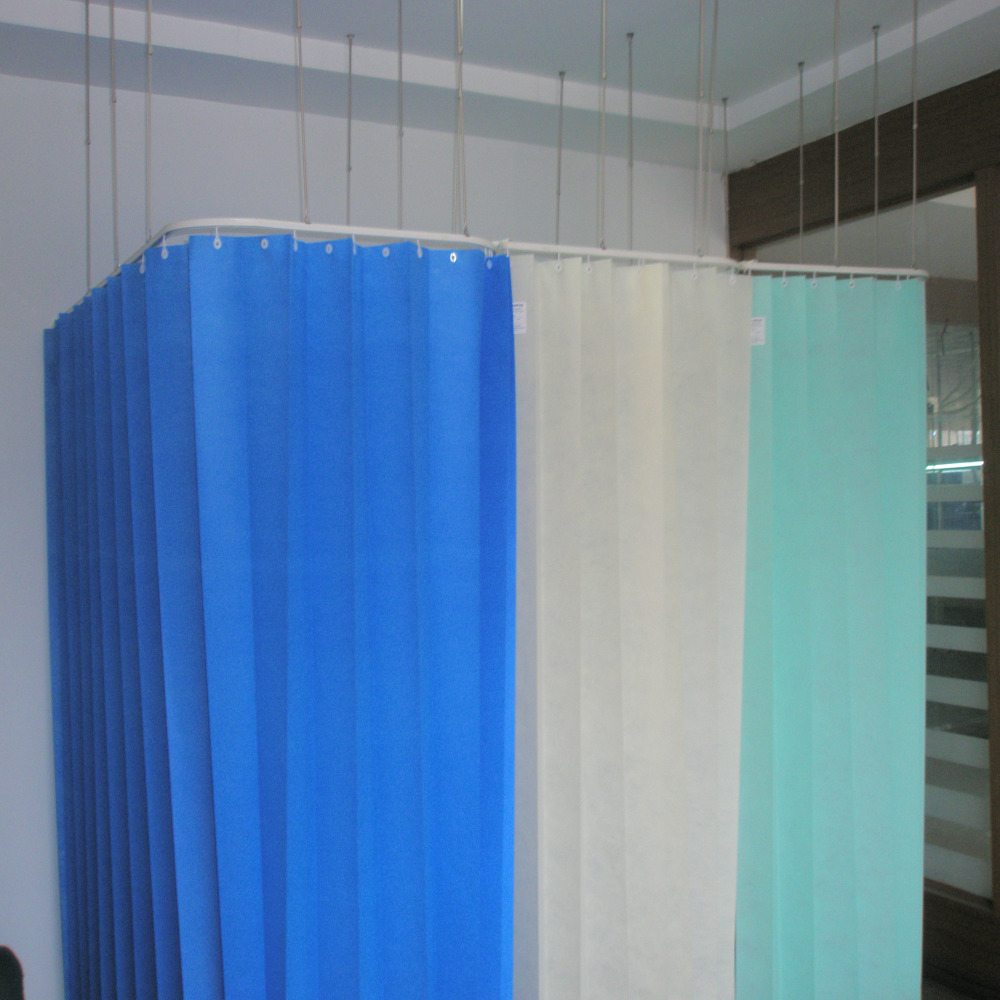 size cubicle buy inspirations room rail track curtains system channel curtain wire unforgettable hospital rods tracks hooks rod ceiling of full