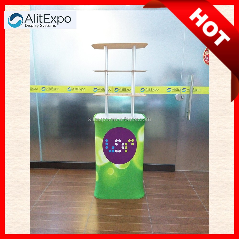 Top Quality wholesale promotional table counter display case