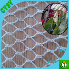 High strength nylon anti bird netting/anti bird net for catching bird, high anti hail net quality