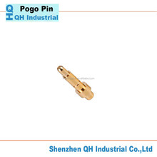 Low-Resistance Electrical Copper Contact Pin, Solder Cup PCB Pogo Pin Connector Factory