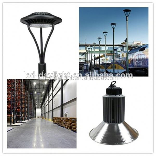 LED Shoebox light 60w UL Meanwell IP65 6000lm for garage Parking Area Garden Lighting Replacment