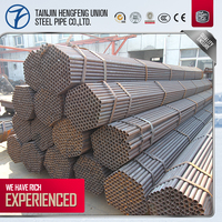q195 q235 q345 astm carbon steel tube ERW pipe