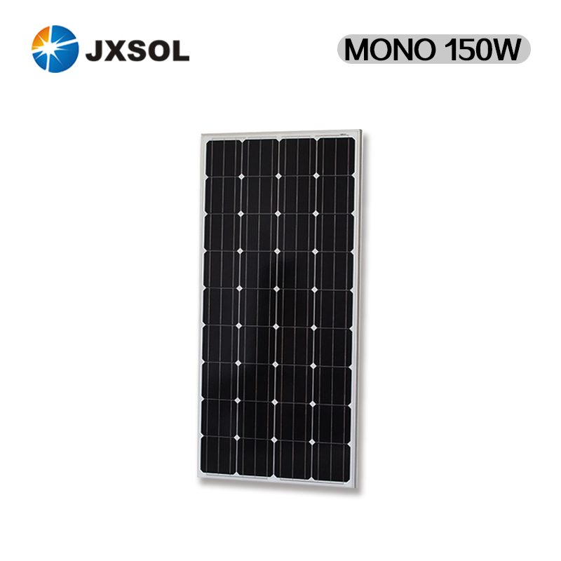 China manufacturer cheap price pv module 150w mono solar panel
