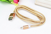Nylon brainded usb cable for Apple iPhone 5/5s/5c/6/6plus/iPad air