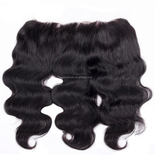 "Shipping Free Part Full Lace Frontal Human Hair wigs Wigs Brazilian Virgin Hair Closure 4""*13"" Swiss Lace Natural Straight"