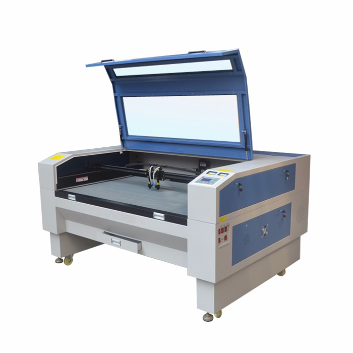 Chinese 1390 leather laser cutting machine