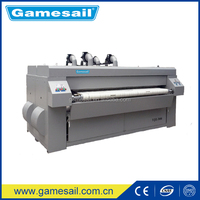 hotel,laundry,hospital used automatic commercial laudnry flatwork ironer for sale