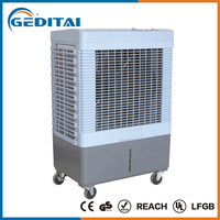 water evaporation air cooler,mobile evaporative air cooler,portable evaporative air cooler